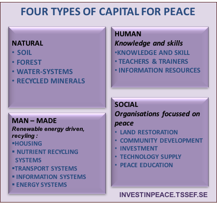 FOUR CAPITAL TYPES